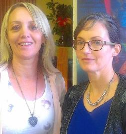 Gaye and Kathy 1