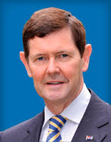 Federal Social Services Minister Kevin Andrews